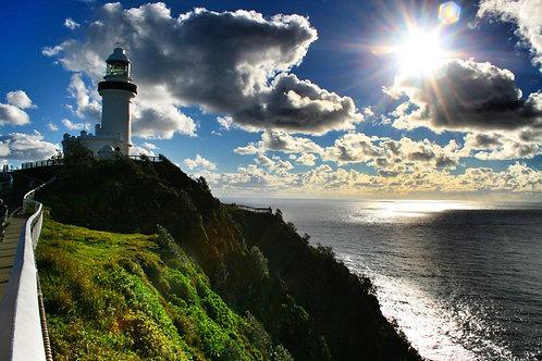 Cape Byron Lighthouse I Byron Bay I Print