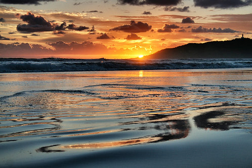 Sunrise 3 I Byron Bay I Print