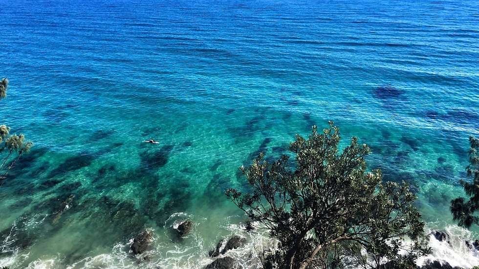 Julian Rocks I Byron Bay I Print