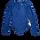 Thumbnail: WATEGO regenerated long sleeve one piece I Infinito Blue regenerated