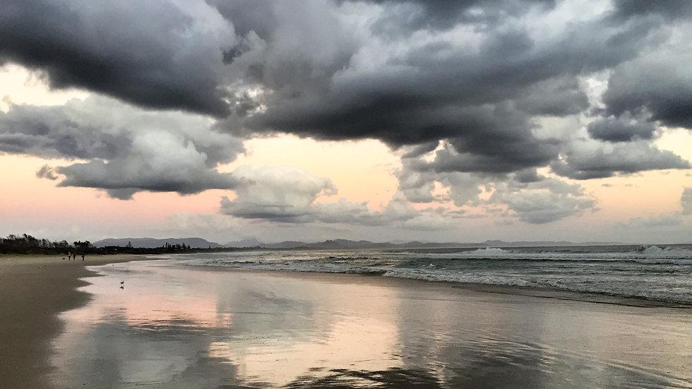 Stormy morning I Byron Bay I Print