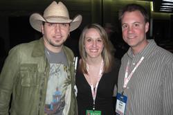 Shane with Jason Aldean
