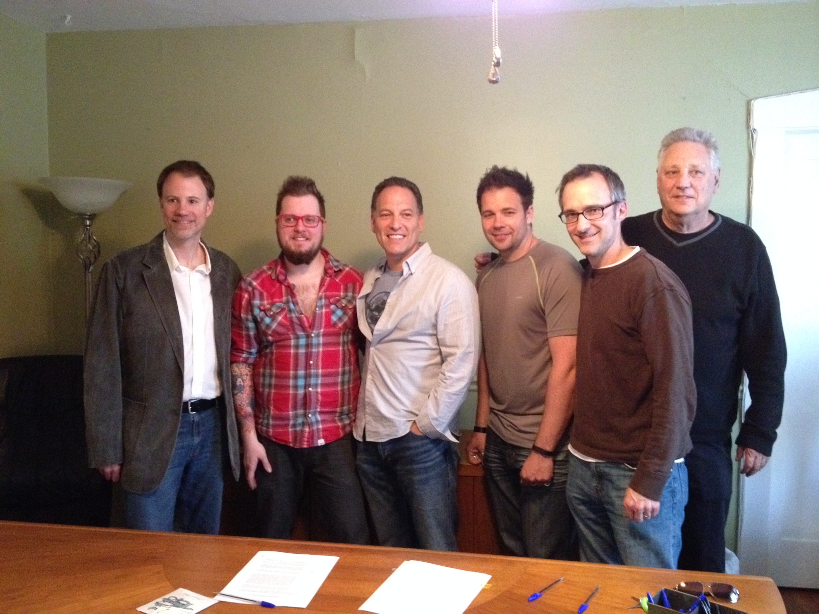 Demolition Music Publishing Signing