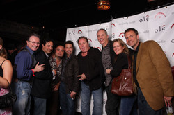 CCMAs- Shane,Jason Priestley,Mike Reno of Loverboy