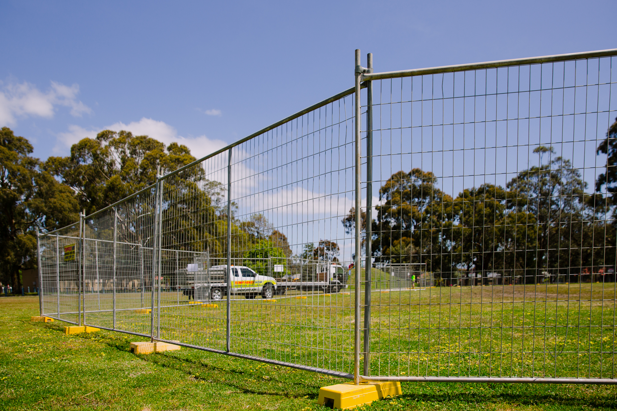 Temporary Fencing Gippsland