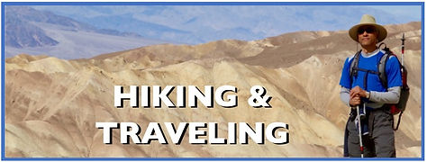 Naimul Karim Naim personal website photgraphy hiking death valley