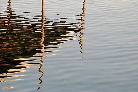 Naimul Karim Naim personal website photgraphy Minnesota Lake Superior Grand Marais water reflections boat steg