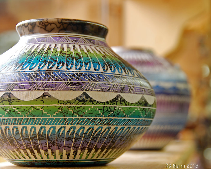 Naimul Karim Naim personal website photography South Dakota Lakota vase Crazy Horse Memorial Museum
