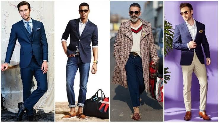 Men wear tip