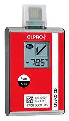 LIBERO CD Low Temperature Cryo Data Logger