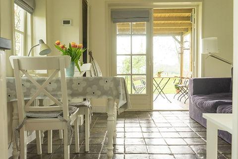 De Mariahoeve Zeeland,Vakantiehuisje aan zee-Poppendamme Grijpskerke Walcheren