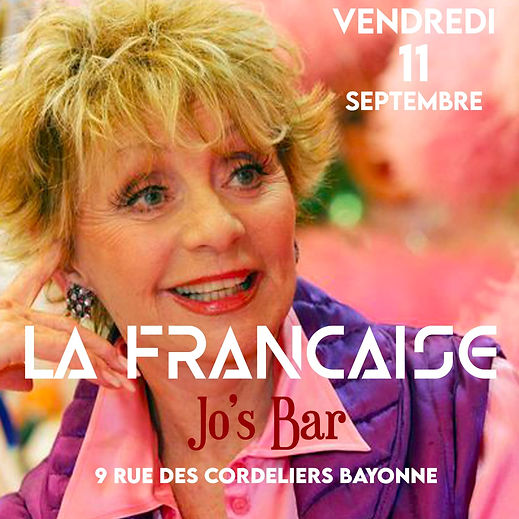 Events Jo's Bar Josbar Josbar64 Bayonne