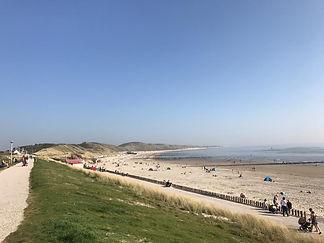 Strand Zoutelande, Vakantiehuisje aan zee-Poppendamme Grijpskerke Zeeland-Walcheren-De Mariahoeve