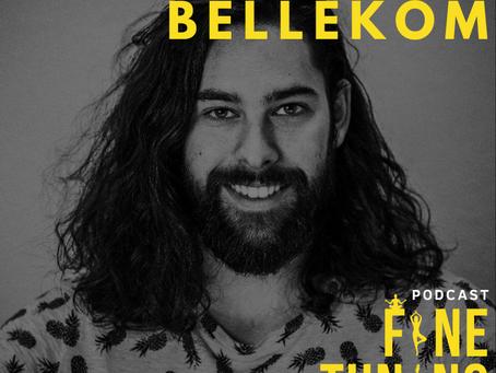 Lesgeven En Spelen Met De Nieuwe Generatie Professionals Met Bassist Jaro Bellekom