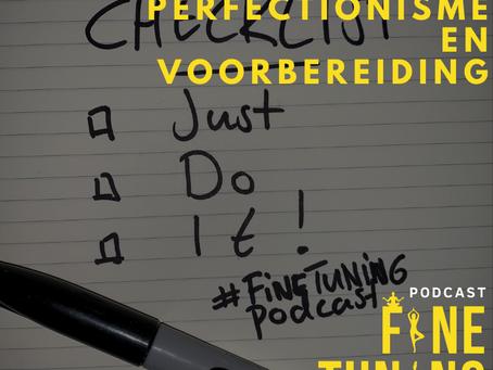 Waarom is perfectionisme een probleem en hoe een checklijst jouw project kan redden!