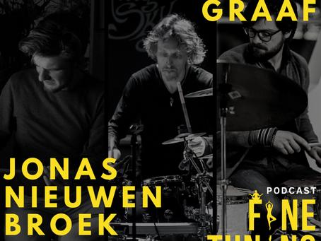 Hoe Houd Je Het Leuk? Met Drummers Ivar de Graaf & Jonas Nieuwenbroek