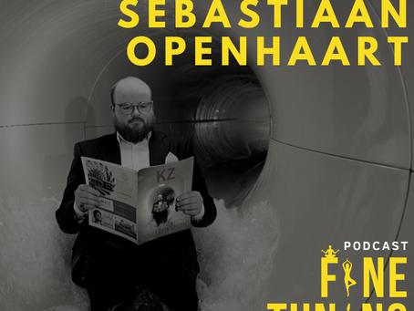 Een Stappenplan Naar Roem Met Toetsenist En Manager Sebastiaan Openhaart