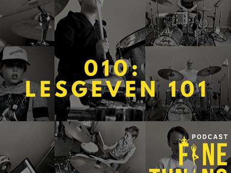 Mijn top 10 tips voor muziekdocenten!