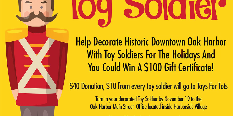 Adopt A Toy Soldier
