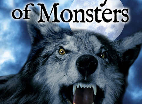Indie Book Feature: Valley of Monsters by, Keith Robinson