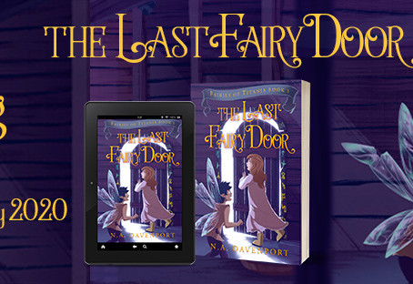 The Last Fairy Door Cover Reveal