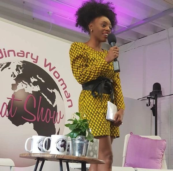 Guest Speaker and Performer at No Ordinary Woman Chat Show: Now What is Mental Health