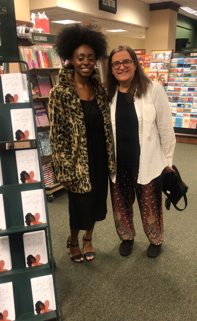 Barnes & Noble Book Signing in New York City