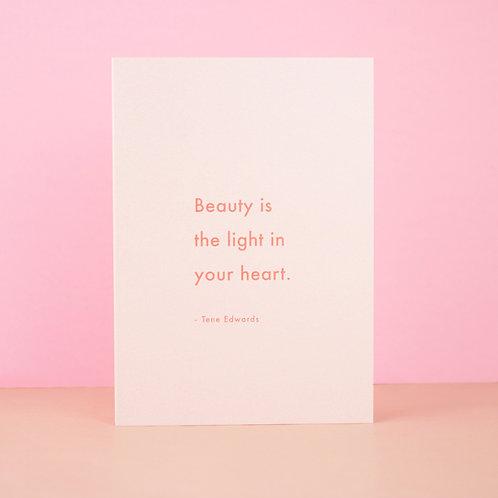 The Definition of True Beauty