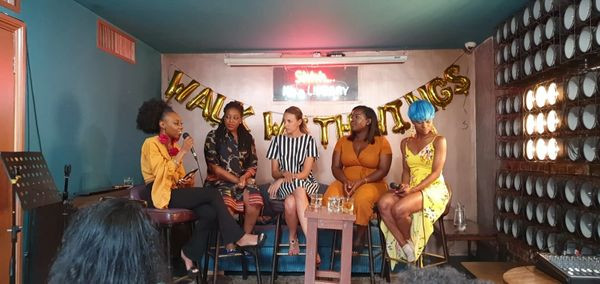 Walk With Wings: One Year Anniversary - Panel Discussion