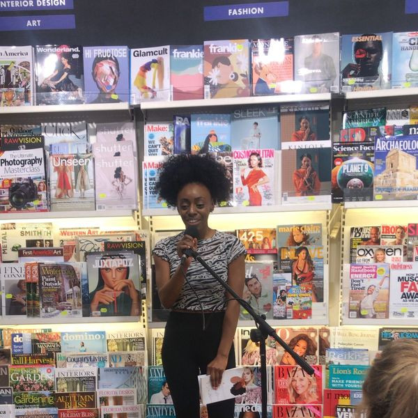Open Mic at The American Book Center in Amsterdam