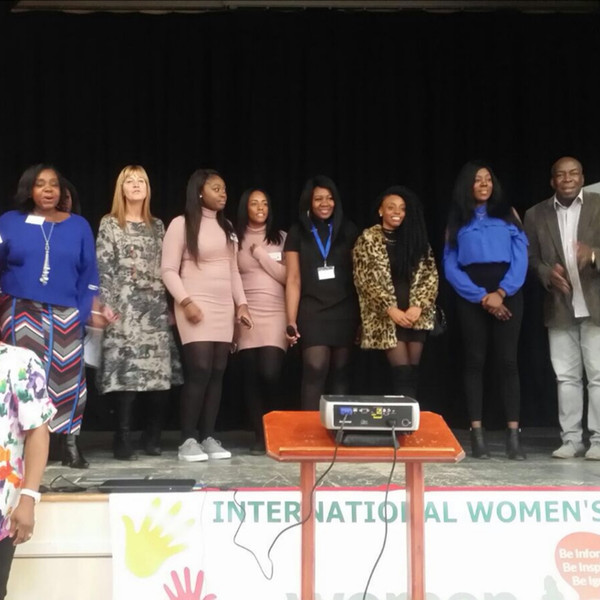 Guest Speaker and Performer at Women Talk Luton: International Womens Day