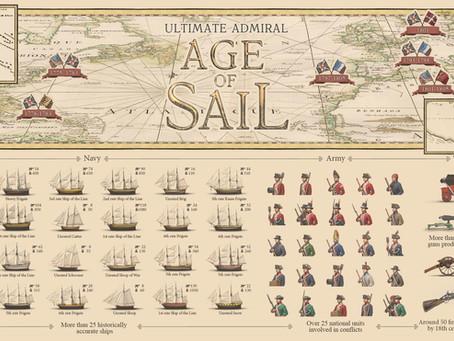 It's time to raise your sails (Backer Build 4)