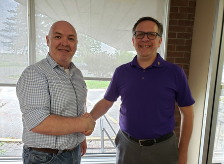 New Path Foundation and Rotary Club of Collingwood Partnering to Strengthen Community Services
