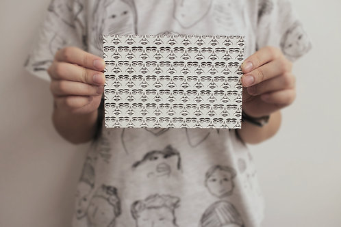 Postcard | Find Me  | 活版印刷