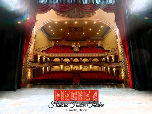 Danville's Lady – The Historic Fischer Theatre – Waits No Longer