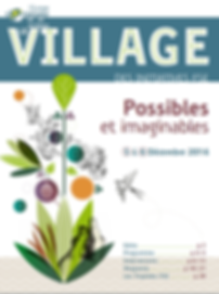 Programme du Village FSE 2016