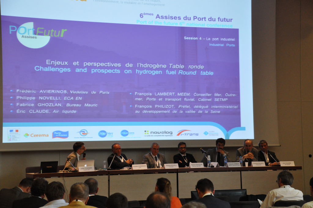 Assises du Port du Futur 2016