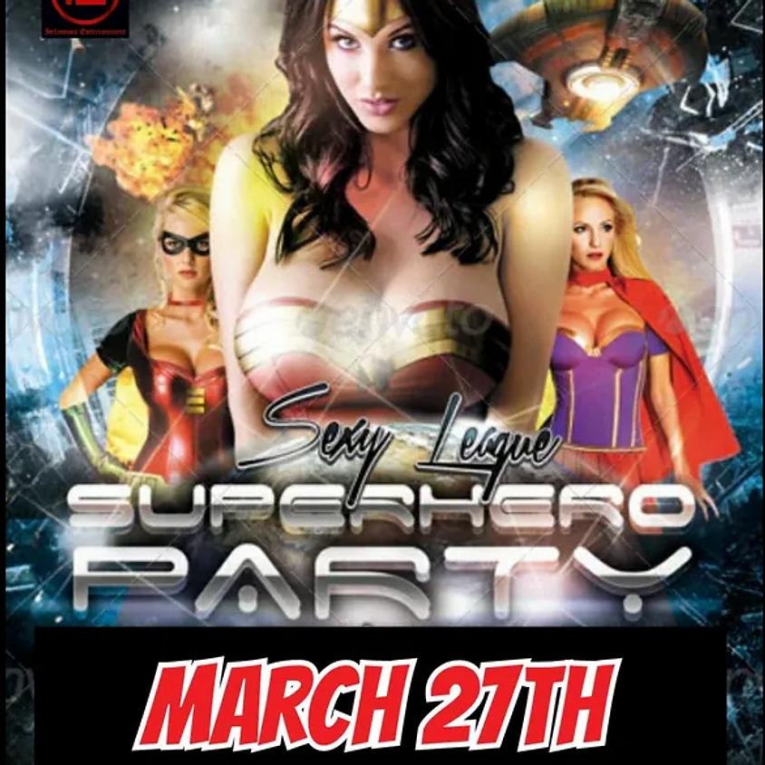 Sexy League Superhero Event
