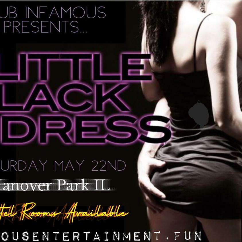 Club Infamous: Little Black Dress