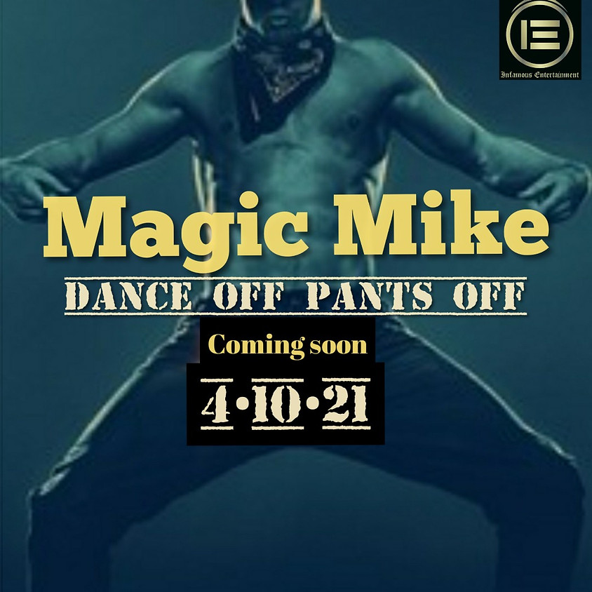 Magic Mike: Dance Off, Pants Off Event