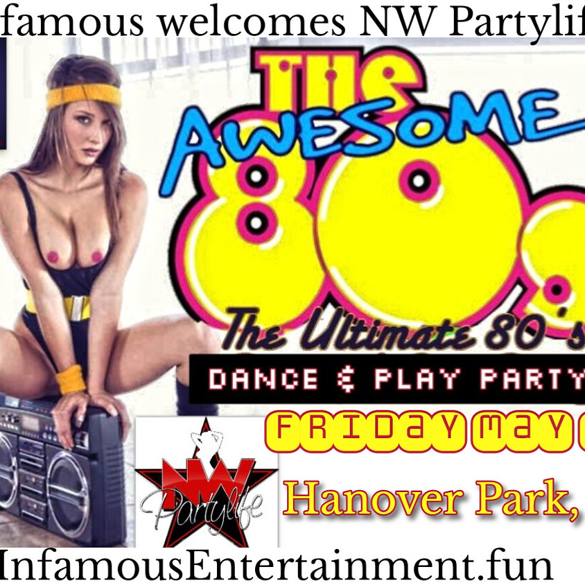 Club Infamous: The Awesome 80's
