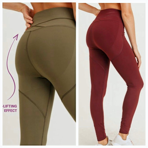 Booty Pop Highwaist Leggings
