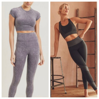 Seamless Technology In Activewear