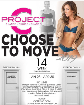Choose To Move Project C