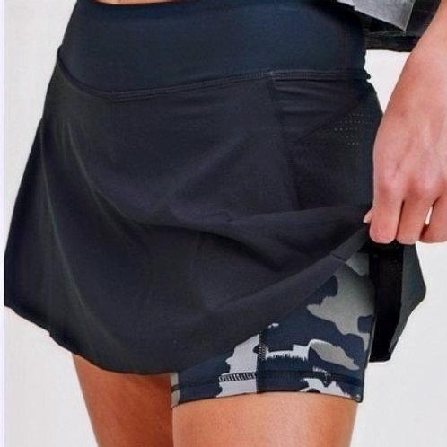 Camo Tennis Skirt