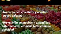 La importancia de consumir Frutas y Verduras
