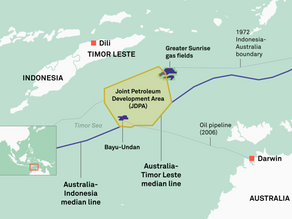 Timor-Leste: A country positioned to supply South-East Asia