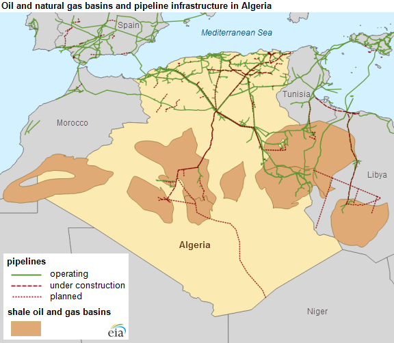 Algeria Shale Gas, Algeria, Sonatrach, Sonelgaz, hydrocarbon, eni, equinox, hassi messaoud, Oil, Gas, Petroleum, Exploration, Summit