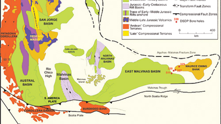 Argentina Summit, Argentina Conference, Oil, Gas, West Malvinas Basin, Vaca Muerta, YPF, Spectrum Geo