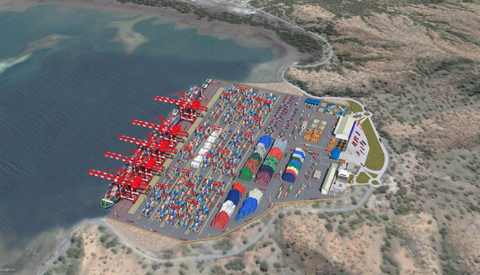 Timor-Leste, ANPM, Timor Gap, Tibar Bay Port, Bollore Logistics